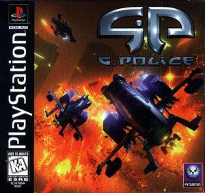 Baixar G-Police (1997) PS1 Torrent