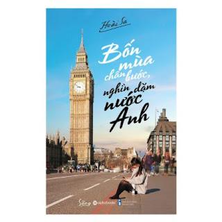 Bốn Mùa Chân Bước, Nghìn Dặm Nước Anh ebook PDF-EPUB-AWZ3-PRC-MOBI