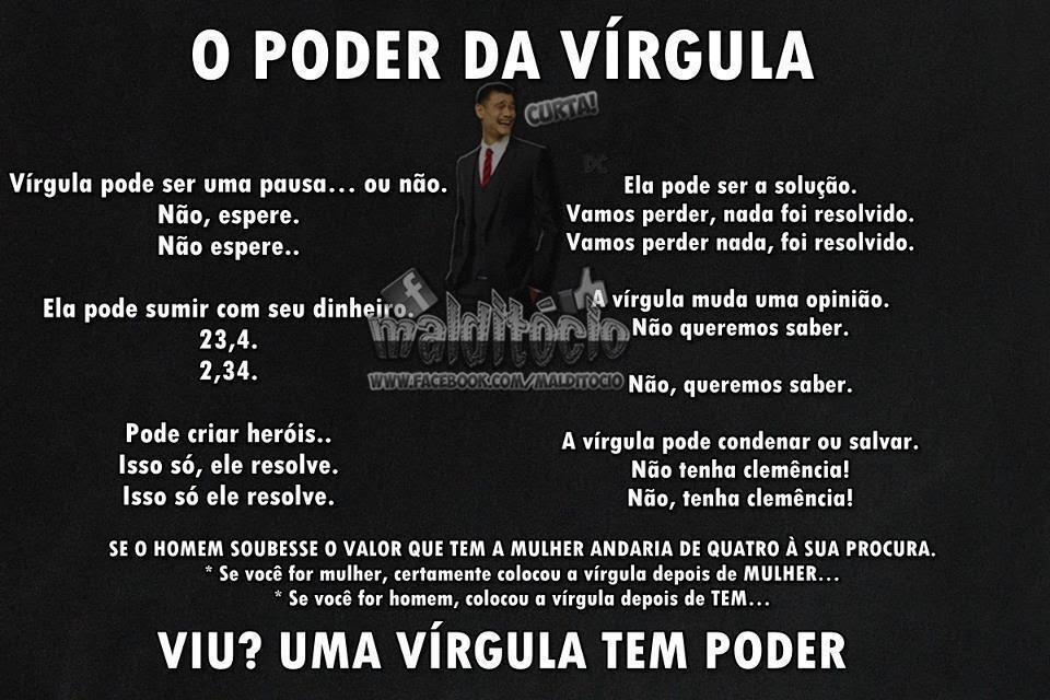 Língua Portuguesa Com Certeza Uso Da Vírgula