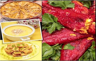 ramazan sofrası balkan yemekleri