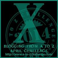#atozchallenge alphabet X archanaonline.com