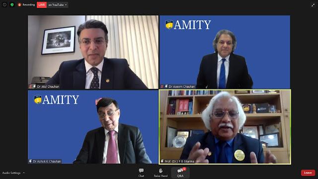 Amity University Haryana Celebrates Innovation