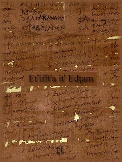 Eťiffťa iť Edţam Cover