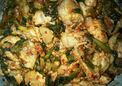 Resep Ayam Buluh Praktis