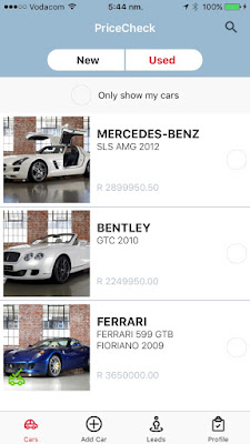 Car Dealer App Launch to Help Dealers Sell More Cars @PriceCheck_SA #SouthAfrica
