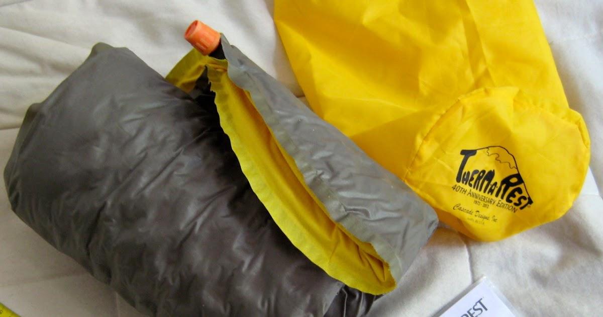 trekking f r einsteiger schlafunterlagen isomatten und co. Black Bedroom Furniture Sets. Home Design Ideas