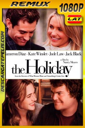 The Holiday (Vacaciones) (2006) 1080p BDRemux Latino – Ingles