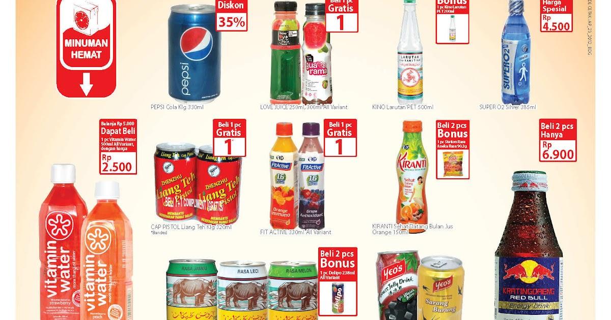 Cari Diskon Yuk: Promo Minuman Hemat Desember 2012 - Alfamart