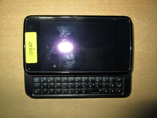 Nokia jadul N900
