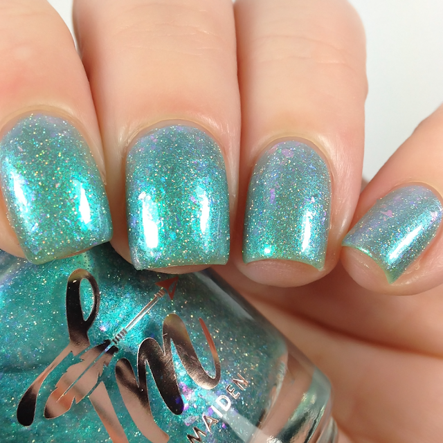 Fair Maiden Polish-Bioluminescence