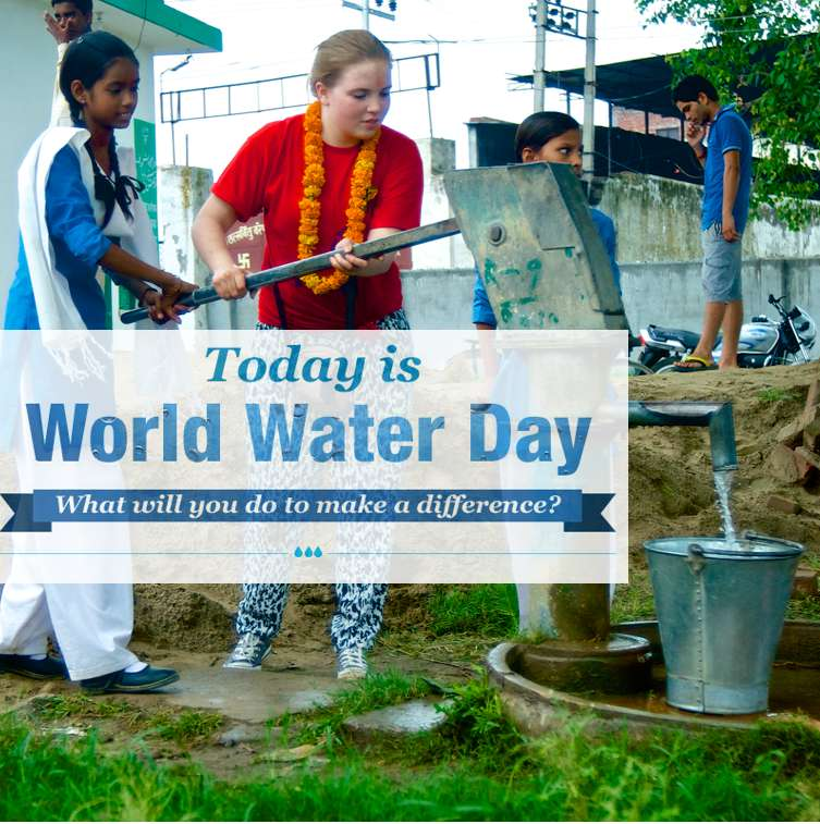 World Water Day Wishes For Facebook