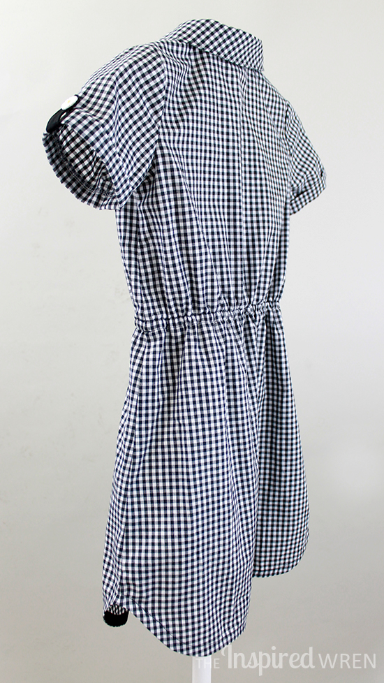Perfect! Oliver + S Jump Rope Dress as Shirt Dress   The Inspired Wren