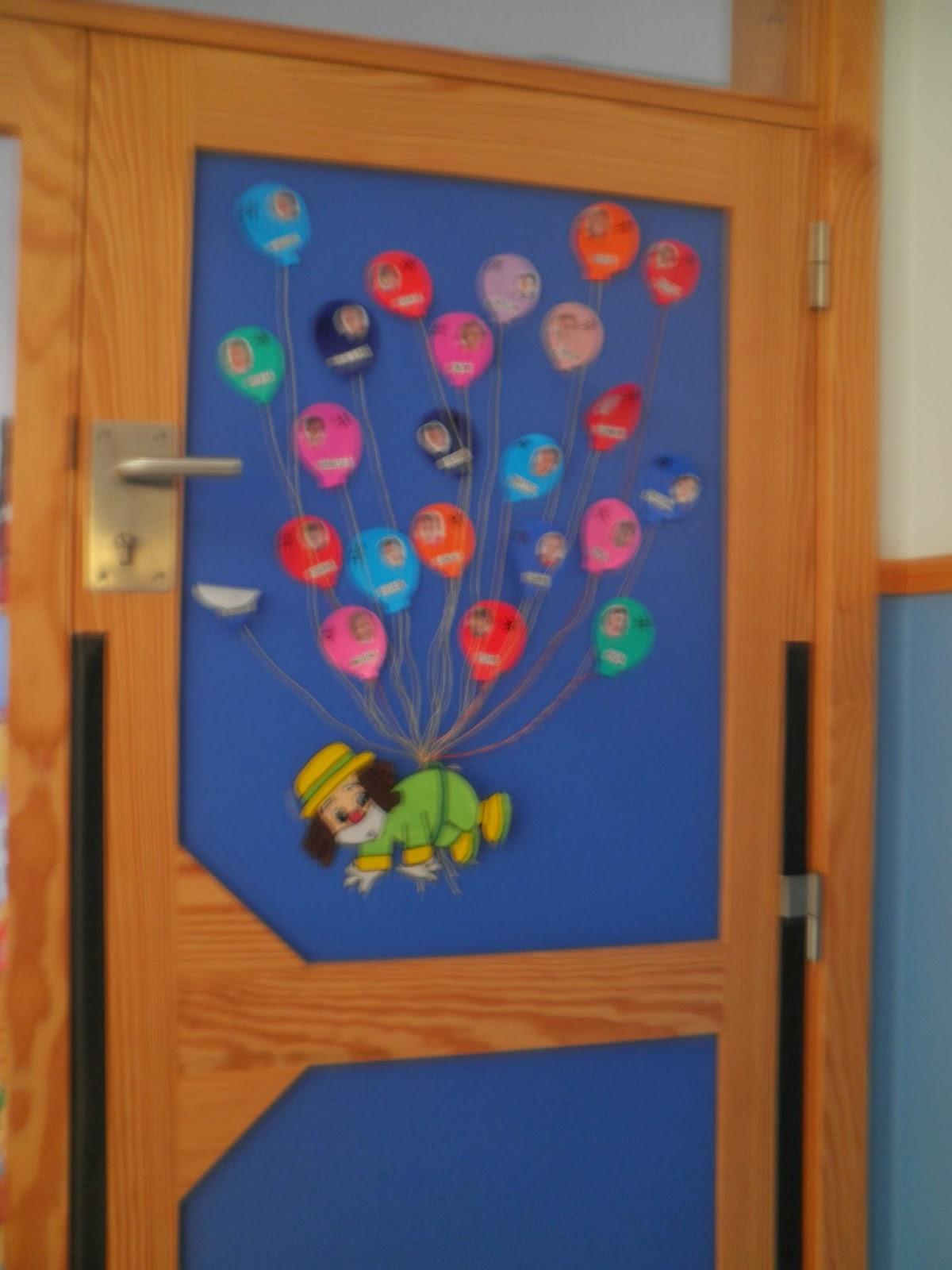 Decoracion puertas clase 3 puertas decoradas t ideas for Decoracion de puertas de salones