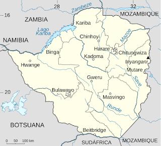 Zimbabwe, Rodhesia, Robert Mugabe, Descolonización