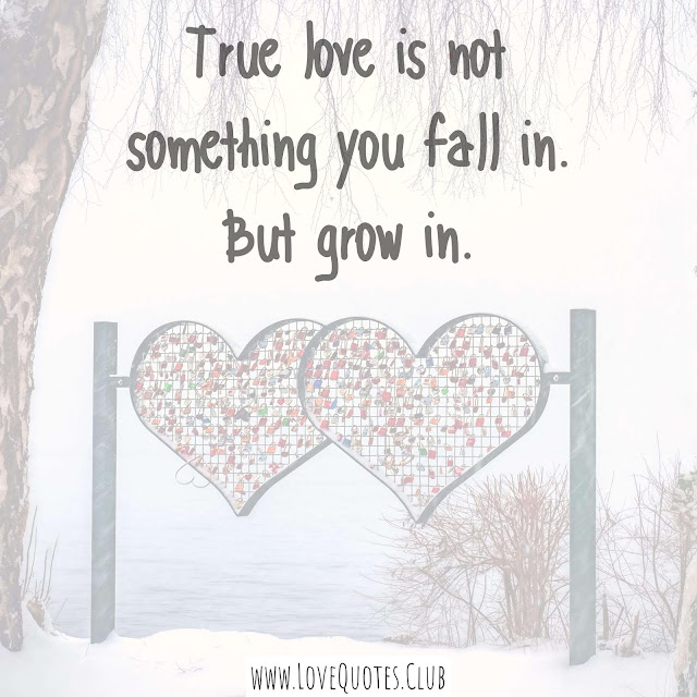 true love quotes in English