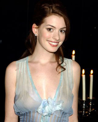 Something anne hathaway hot