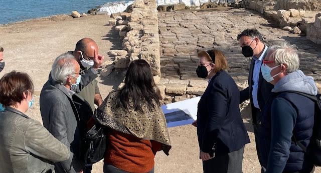 Γιώργος Διδασκάλου: Η Κορινθία στο κέντρο της πολιτισμικής ανάπτυξης της Πελοποννήσου