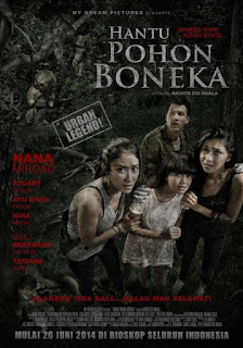 Download Film dan Movie Hantu Pohon Boneka (2014) Full Movie