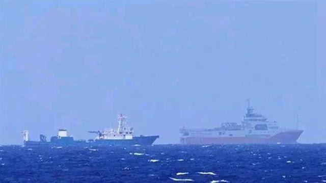 """""""Tàu Hải Dương 08 xâm phạm vùng biển bãi Tư Chính là do Tập Cận Bình chỉ đạo"""" 1"""