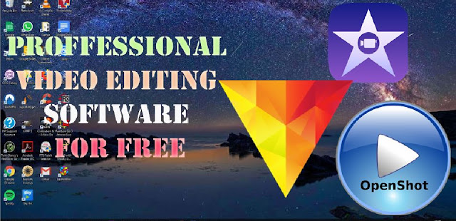 Top 4 Free Video Editing Software For Professional Video Editing