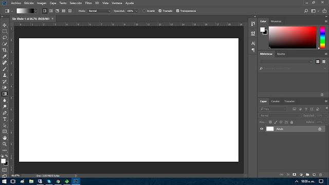Adobe Photoshop CC 2018 imagenes