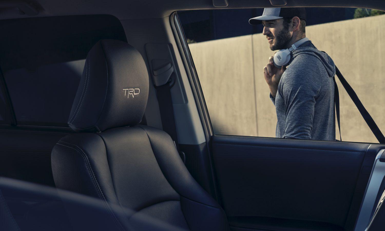 تويوتا 4 رانر الجديدة من الداخل2022 Toyota 4Runner TRD Sport