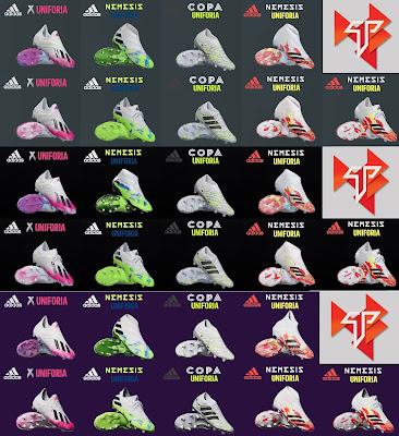 PES 2020/2019/2018/2017 Adidas Uniforia Pack 2020 by Tisera09