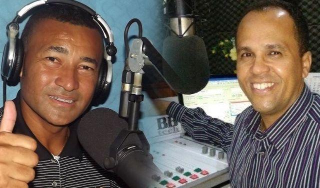 Rivais no Rádio e na Politica