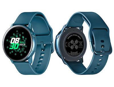 Samsung Galaxy Watch Active Price in Bangladesh & Full Specifications
