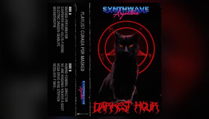 Synthwave Argentina: Darkest Hour (Darksynth) Playlist de Spotify