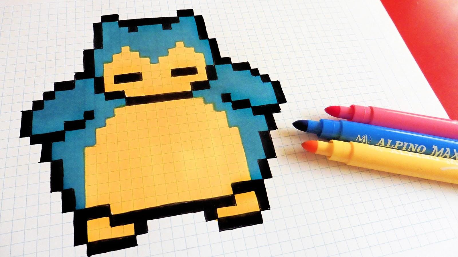 Ides De Pixel Art Facile Et Kawaii Galerie Dimages Auto Electrical