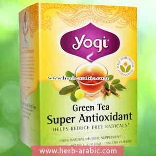 شاي اخضر لحرق الدهون