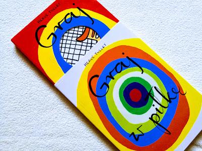 książki Tulleta, Tullet, książki aktywizujące, seria Gry i zabawy