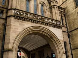 University of Manchester Department of Chemistry Entrance Scholarship