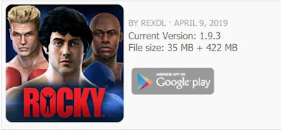 Real Boxing 2 ROCKY 1.9.3 Apk