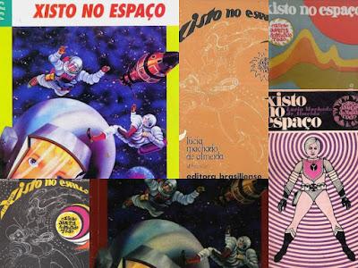 Xisto no espaço. Lúcia Machado de Almeida.