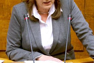 Να σταματήσουν οι διακοπές ρεύματος από την ΔΕΗ στην ΠΕ Καστοριάς ζητά με επιστολή της η Ολυμπία Τελιγιορίδου