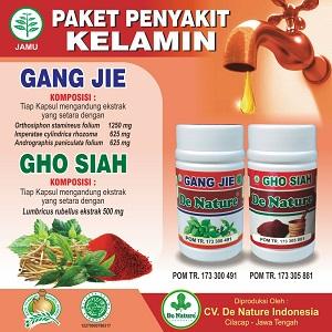 Gang Jie Gho Siah Obat Untuk Penyakit Kelamin