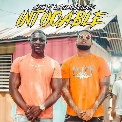 Akon - Intocable f/ Lapiz Conciente (Promo Pack)
