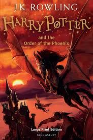 تحميل و قراءه رواية هاري بوتر the Order of the Phoenix pdf برابط مباشر