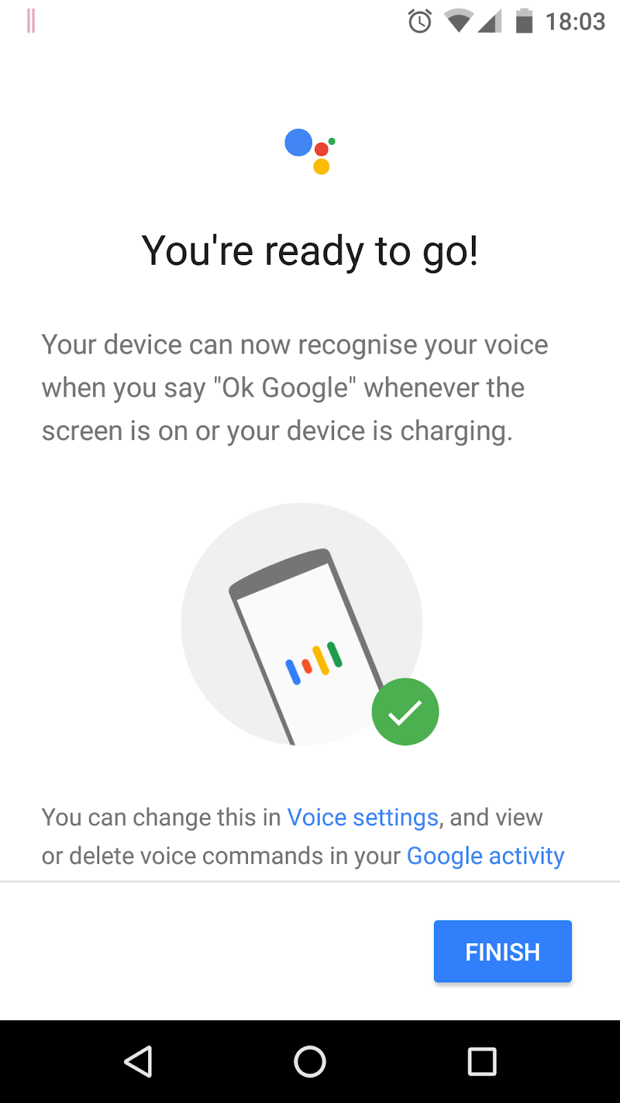 How to Unlock Phone with Google Assisstant