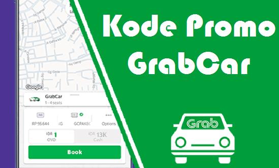 Kode Promo Grab Car