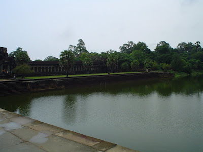Lago dos Templos de Angkor - Camboja