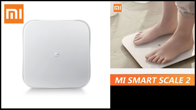 Xiaomi Mi Smart Weight Scale 2: Review and Price