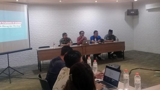 SETARA Institute: Kasus Pelanggaran Kebebasan Beragama Paling Tinggi di Jawa Barat