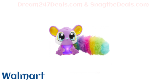 Lil' Gleemerz Babies, Purple, Mini Interactive Figure with Sounds