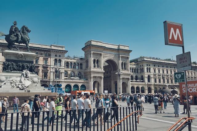 Komunikacja miejska w Mediolanie