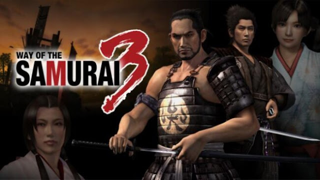 Way Of The Samurai 3 تحميل مجانا