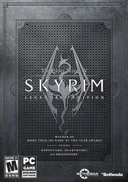 The Elder Scrolls V Skyrim Legendary Edition PC ESPAÑOL