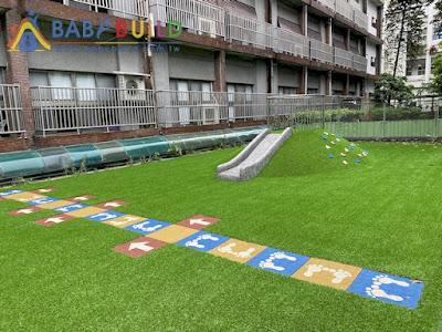 109年度校園兒童遊戲場修繕汰換工程